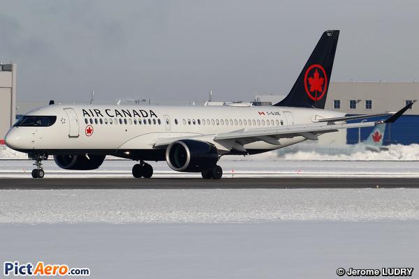 Airbus A220-300 (Air Canada)