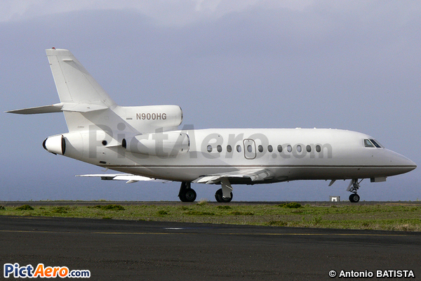 Dassault Falcon 900EX (Jetflight Aviation Services)