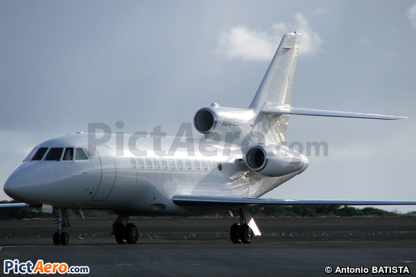 Dassault Falcon 900 (TAG Aviation)