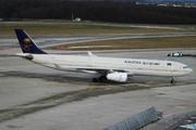 Airbus A330-343 (HZ-AQ14)