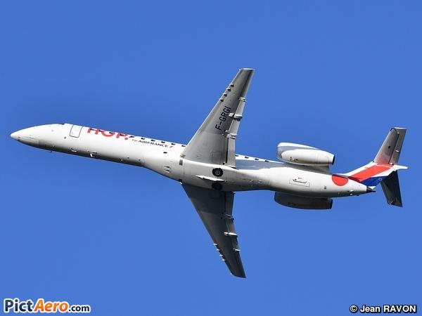 Embraer ERJ-145EU (HOP!)