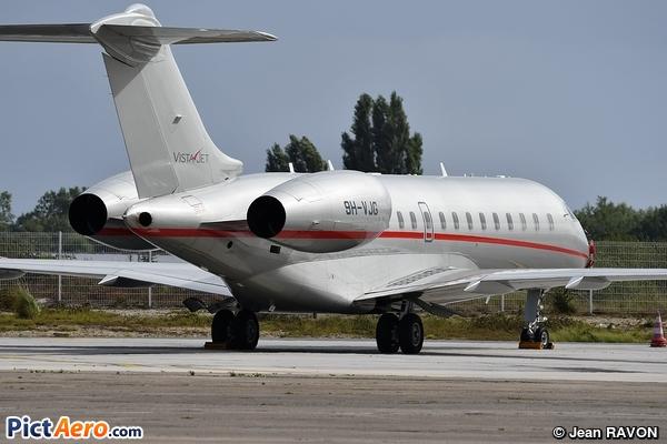 Bombardier BD-700-1A11 Global 6000 (VistaJet)