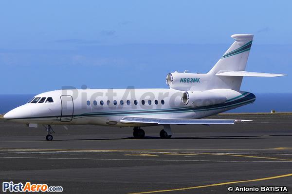Dassault Falcon 900EX (Merck & Co. Inc.)