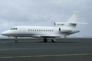 Dassault Falcon 900EX (G-JJMX)