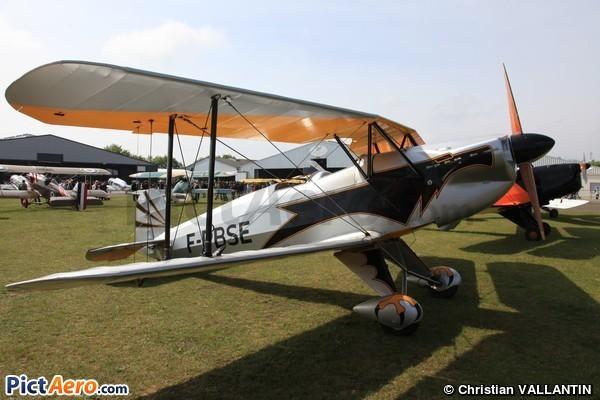 Bucker Bu-131A Jungmann (SALIS Edmond)