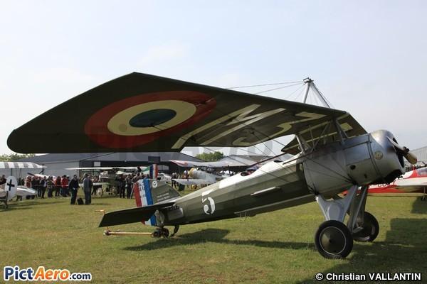 Morane-Saulnier MS-138 EP-2 (Amicale Jean Baptiste Salis)