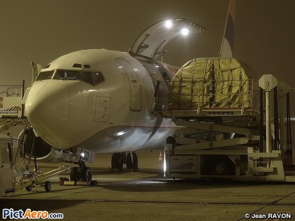Boeing 737-301/SF (Cargoair)