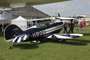Pitts S-2B Special (F-HBOB)