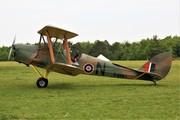 De Havilland DH-82A Tiger Moth (F-AZEI)