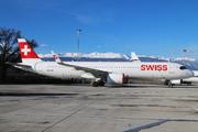 Airbus A321-271NX (HB-JPB)