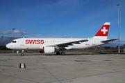 Airbus A320-214 (HB-IJJ)