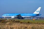 Boeing 777-206/ER (PH-BQL)