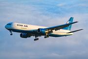 Boeing 767-36N/ERBDSF (OY-SRU)