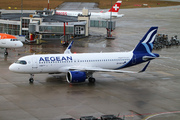 Airbus A320-271N  (SX-NED)