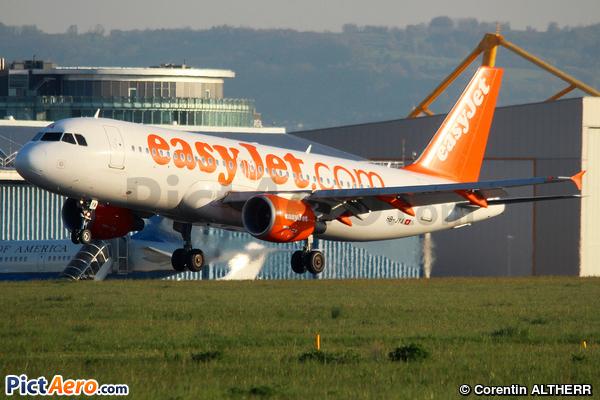 Airbus A320-214 (easyJet Switzerland)