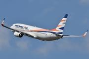 Boeing 737-8Q8/WL (OK-TVG)