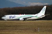 Boeing 737-8GK/WL (5A-DMG)