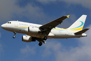 Airbus A318-112/CJ Elite (9H-AFM)