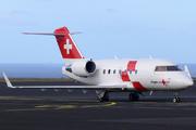 Canadair CL-600-2B16 Challenger 604 (HB-JRB)