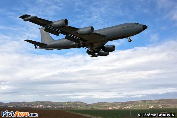 Boeing C-135FR Stratotanker (707-345C) (France - Air Force)