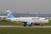 Airbus A319-111 (F-HBAL)