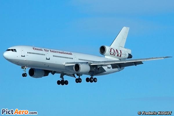 McDonnell Douglas DC-10-30 (Omni Air International (OAI))
