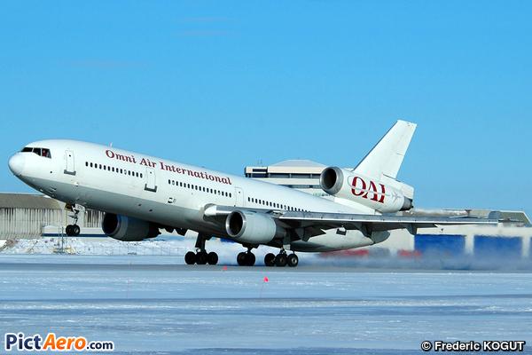 McDonnell Douglas DC-10-30/ER (Omni Air International (OAI))
