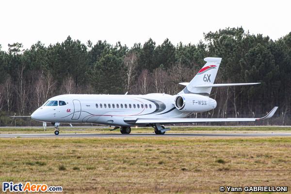 Dassault Falcon 6X (Dassault Aviation)