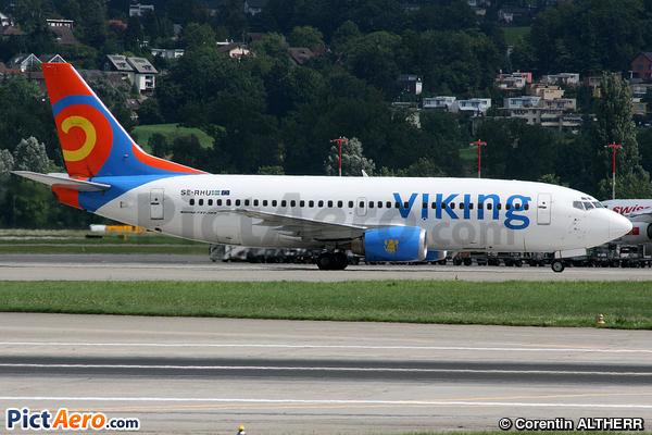 Boeing 737-36N (Viking Airlines)