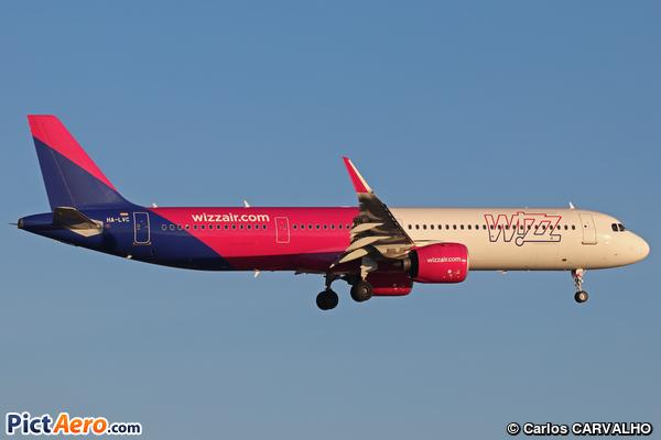 Airbus A321-271NX (Wizz Air)