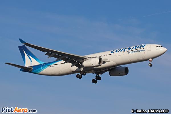 Airbus A330-343 (Corsair International)