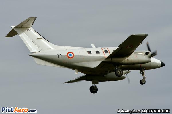 Embraer EMB-121AA Xingu (France - Air Force)