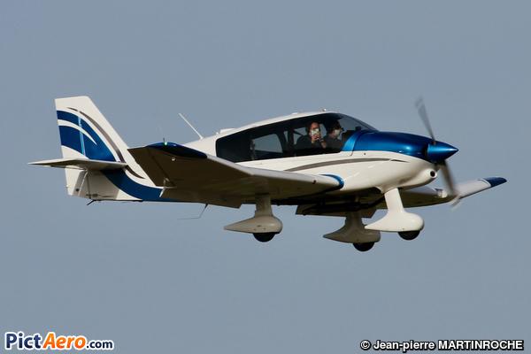 Robin DR400-140 B Dauphin (Aéroclub Louis Notteghem Saint Yan)