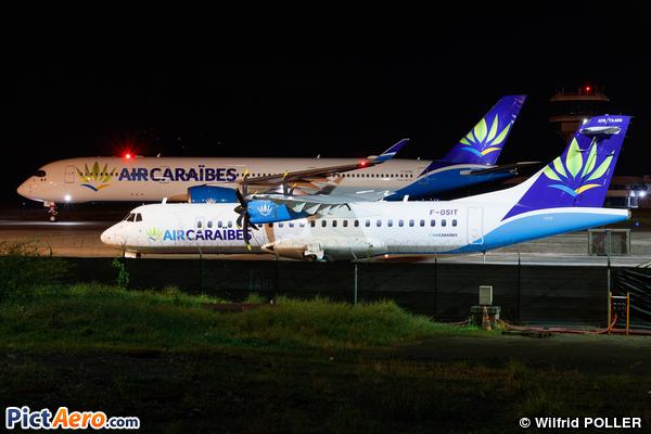 ATR72-600 (ATR72-212A) (Air Caraïbes)