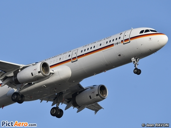 Airbus A321-231 (Germany - Air Force)