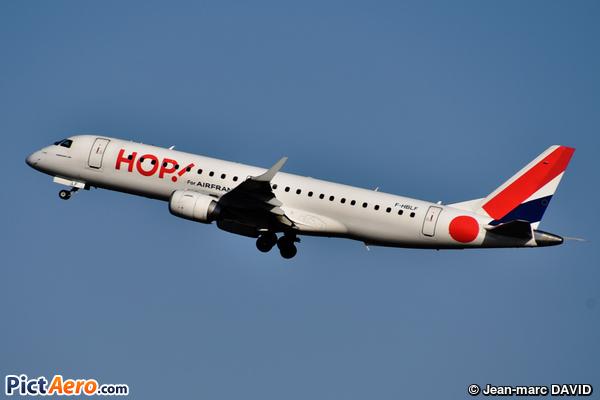 Embraer ERJ-190-100IGW 190AR (HOP!)