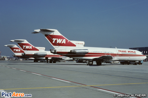 Boeing 727-31 (Trans World Airlines (TWA))