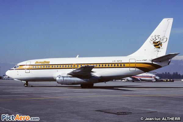 Boeing 737-2R4C(A) (BusyBee)