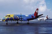 Saab 340A (HB-AHD)