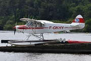 Piper PA-18-150 Floatplane (F-GKHY)