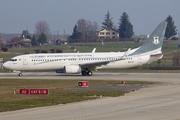 Boeing 737-8FB/WL (CS-FAF)