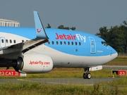 Boeing 737-8K5/WL (OO-JAV)