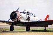 North American AT-6C Harvard Mk2A (VH-NAH)