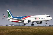 Airbus 321-271NX (T7-ME6)