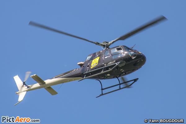 Aérospatiale AS-350 B3 Ecureuil (Hélicoptères de France (HDF))