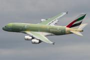 Airbus A380-842 (F-WWSH)