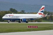 Airbus A320-251N (G-TTND)