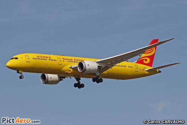 Boeing 787-9 Dreamliner (Hainan Airlines)
