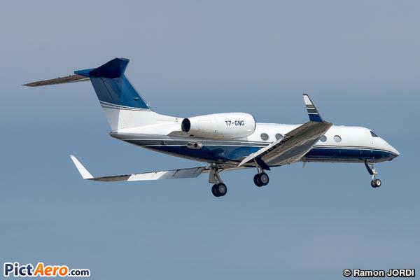 Gulfstream Aerospace G-IV X (G450) (Estrela Aviation)