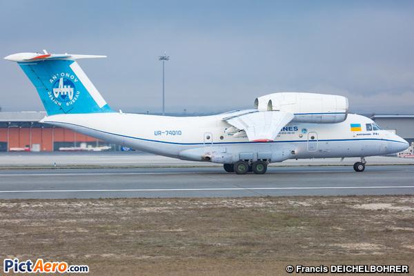 Antonov An-74T Coaler (Antonov Airlines)